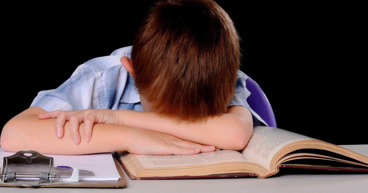 Почему ребёнок не читает и не хочет читать литературу